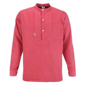 Modas Vissershemd 'BasicLine' smalle strepen