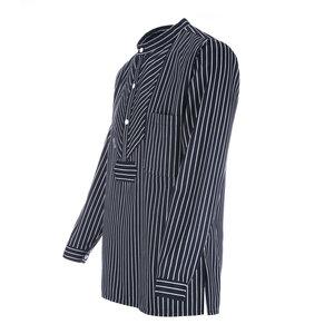 Modas Vissershemd 'BasicLine' in smalle strepen