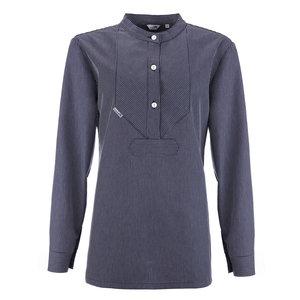 Modas Dames Vissershemd smalle strepen