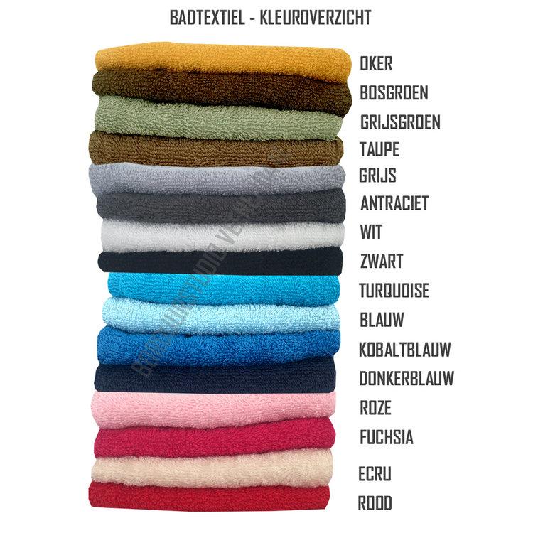 Funnies Washand, in 16 kleuren verkrijgbaar
