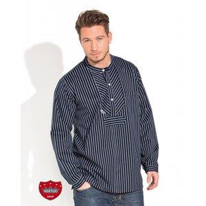 Modas Vissershemd 'BasicLine'