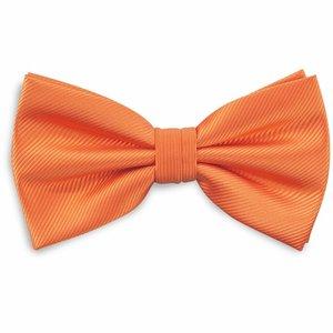 Polyester strik repp Oranje