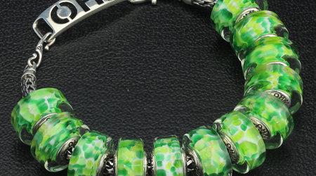 OHM Beads GRATIS glas bedel
