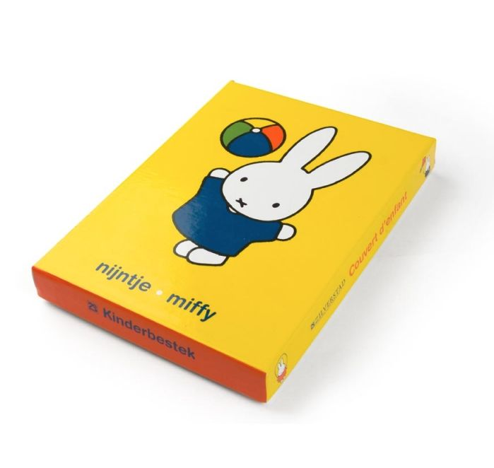 Children's cutlery Miffy / Miffy four-piece color 682703