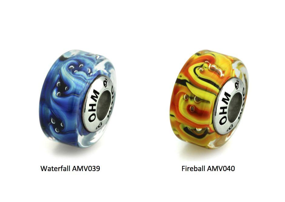Waterfall AMV039 of Fireball AMV040