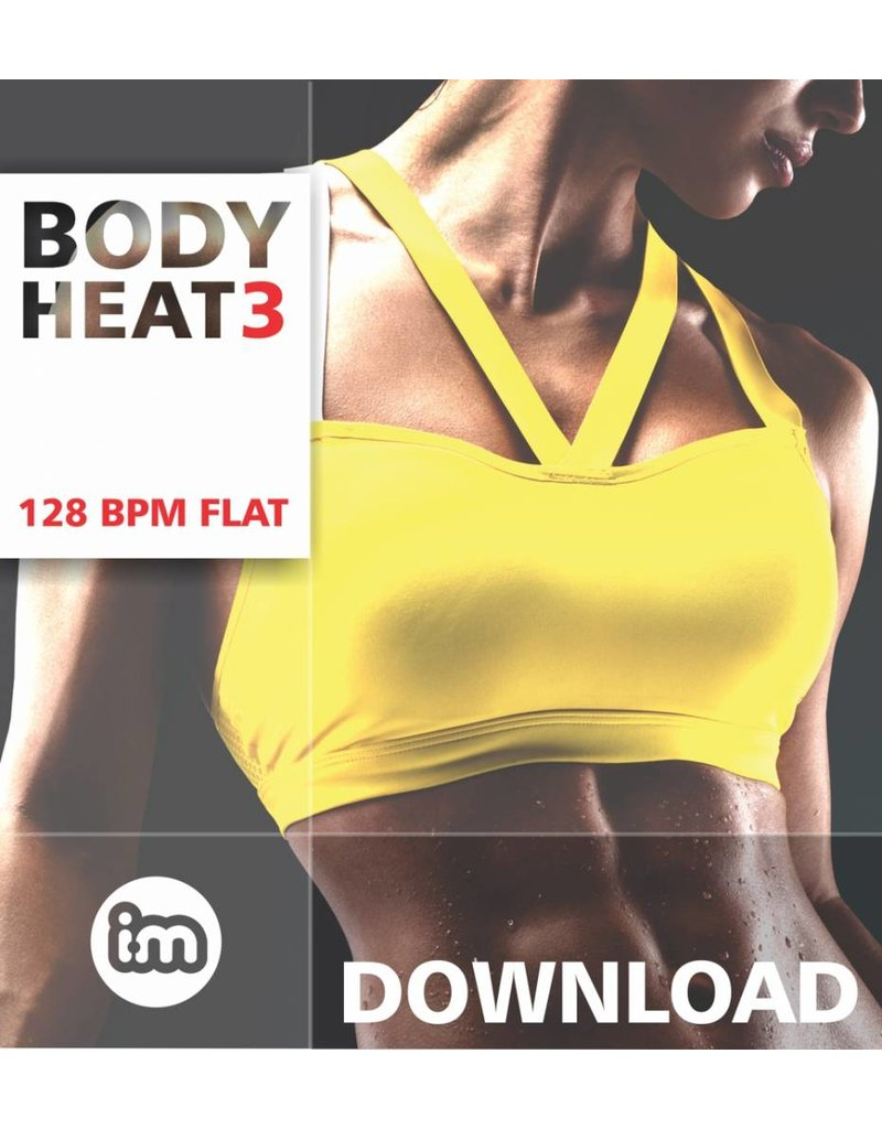 Interactive Music BODYHEAT 3 - MP3