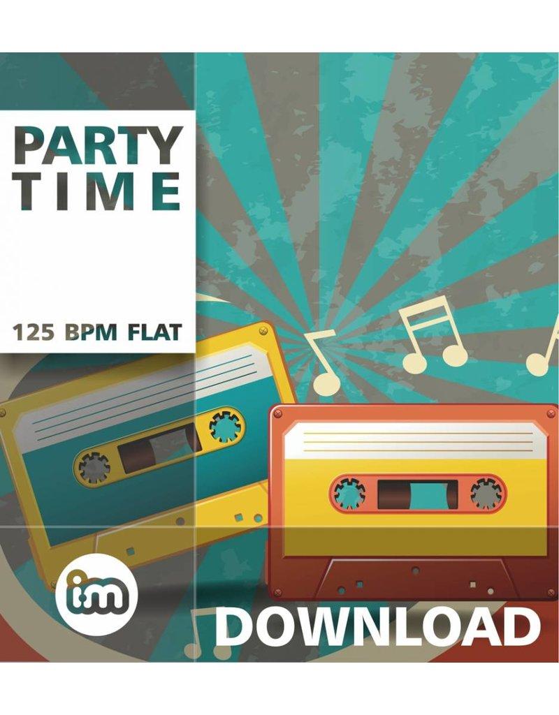 Interactive Music PARTY TIME MP3 / Aqua & Seniors