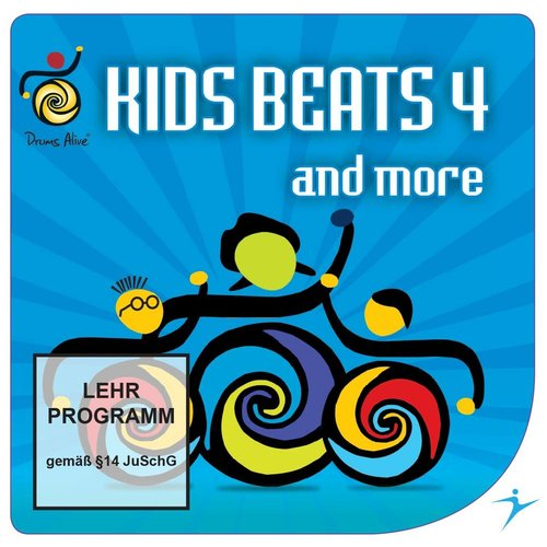 Move Ya! Kids Beats #4 - And More