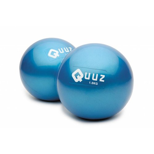 Quuz Weighted Fitness Ball 1.00 kg