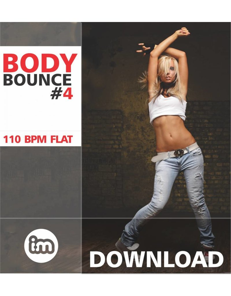 Interactive Music BODY BOUNCE #4