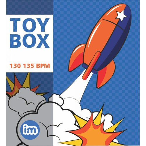Interactive Music TOY BOX