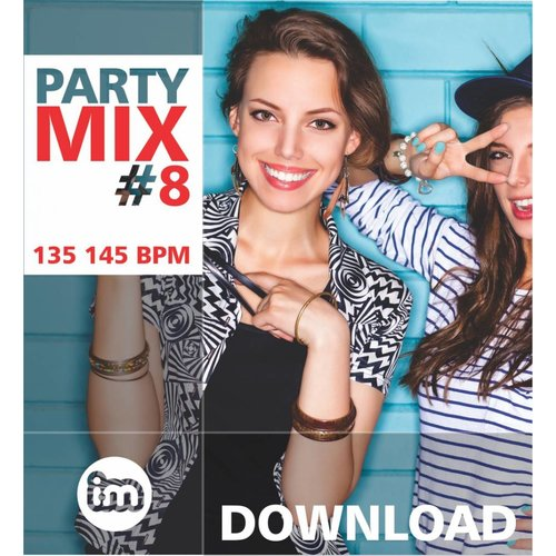 Interactive Music PARTY MIX 8 -MP3