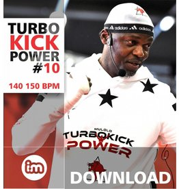 Interactive Music TURBO KICK POWER 10 - MP3
