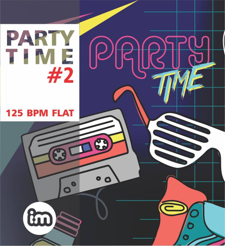 Interactive Music PARTY TIME #2