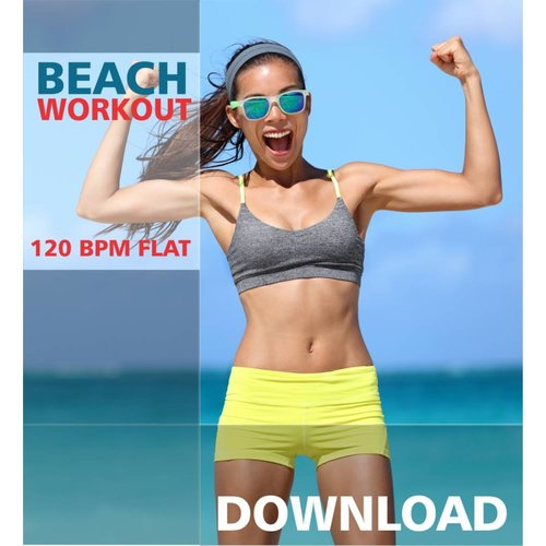 Interactive Music BEACH WORKOUT - MP3