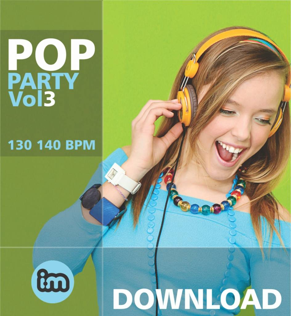 Interactive Music POP PARTY Vol 3 - DOWNLOAD