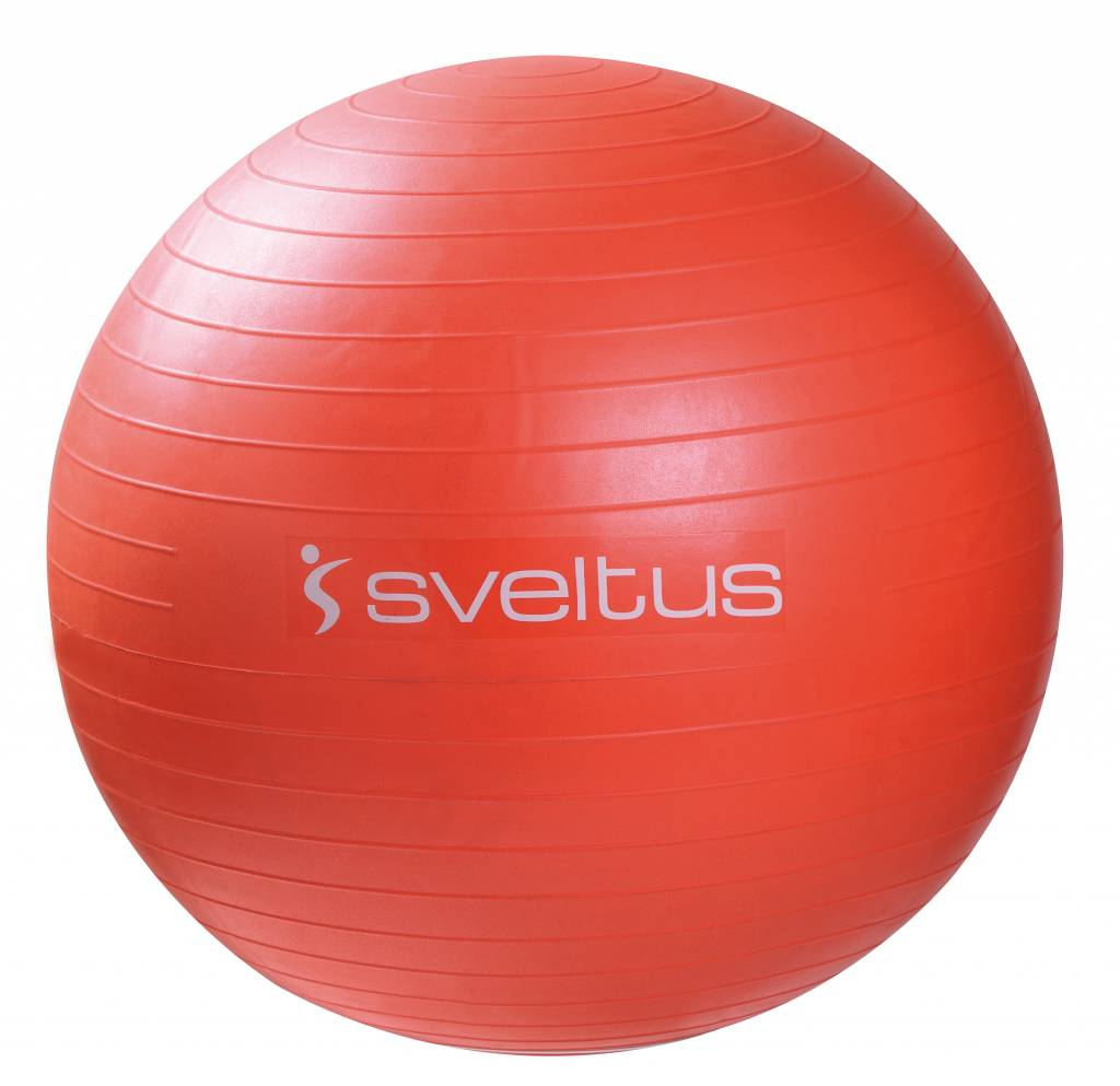 Sveltus Anti-burst ball Ø 55 cm - Orange