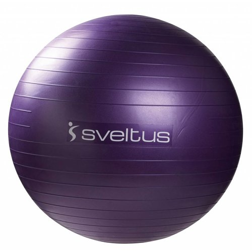 Sveltus Anti-burst ball Ø 75 cm - Purple