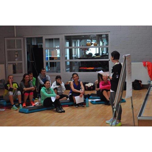 Interactive Music Pilates Workshop