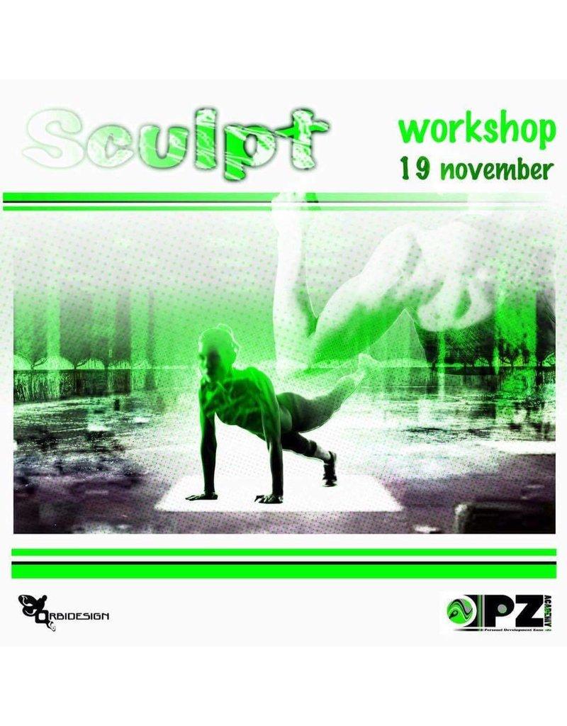 Interactive Music WORKSHOP SCULPT