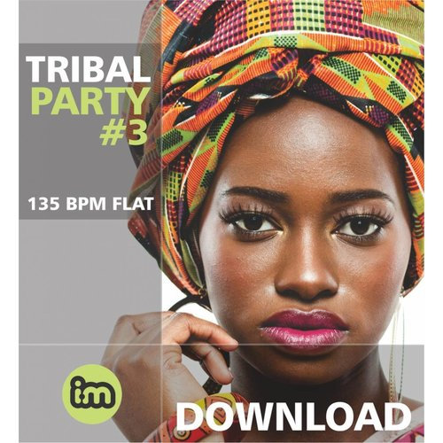 Interactive Music tribal party 3 -mp3