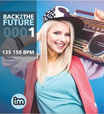 Interactive Music BACK 2 THE FUTURE - CD