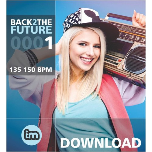 Interactive Music BACK 2 THE FUTURE - MP3