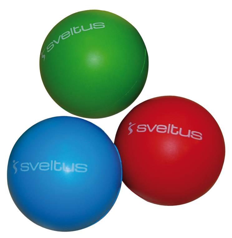 Sveltus lot van 3 krachtballen