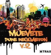 multitrax Muevete! Pure Reggaeton 2