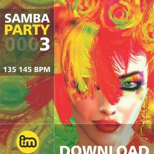 Interactive Music SAMBA PARTY 3  - MP3