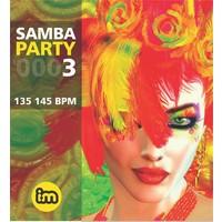 SAMBA PARTY 3 - CD