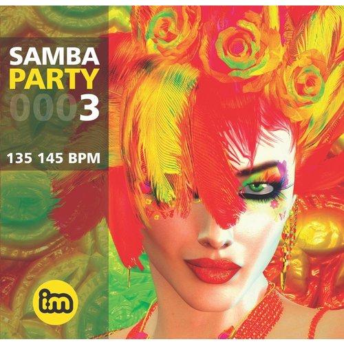 Interactive Music SAMBA PARTY 3 - CD