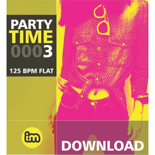Interactive Music PARTY TIME 3 - MP3