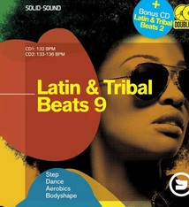 Solid Sound LATIN & TRIBAL BEATS 9 - CD2