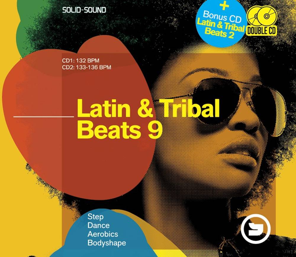 Solid Sound LATIN & TRIBAL BEATS 9 - CD2