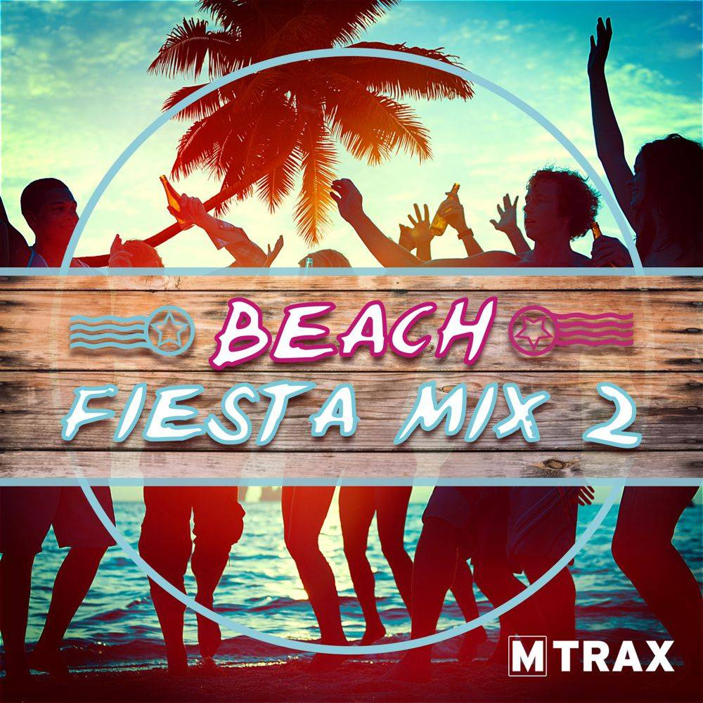 multitrax Beach Fiesta Mix 2