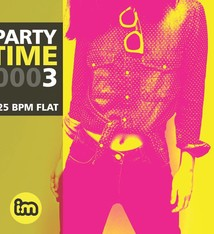 Interactive Music #08 Party Time 3 - CD