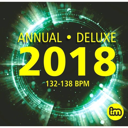 Interactive Music Annual Deluxe 2018 Step - CD