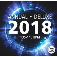Annual Deluxe 2018 Aerobic - CD