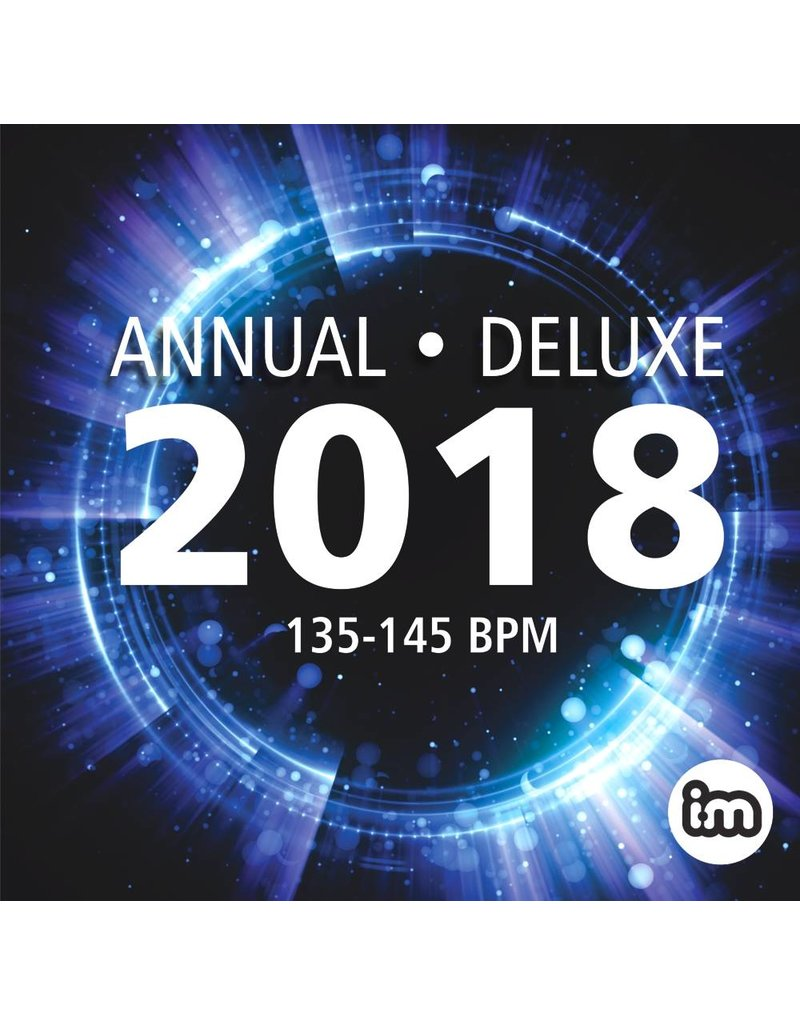 Interactive Music Annual Deluxe 2018 Aerobic - CD