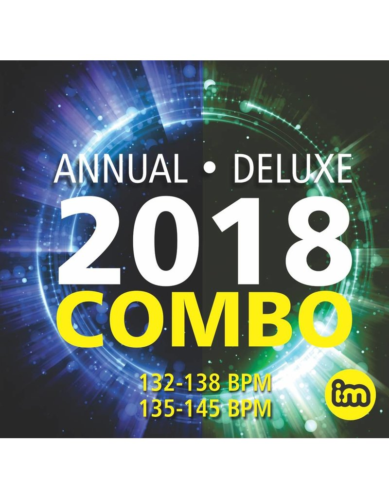 Interactive Music Annual Deluxe 2018 COMBO step + aerobics