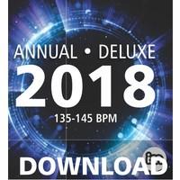 Annual Deluxe 2018 Aerobic - MP3