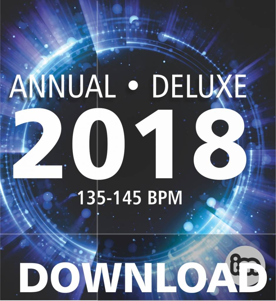 Interactive Music Annual Deluxe 2018 Aerobic - MP3