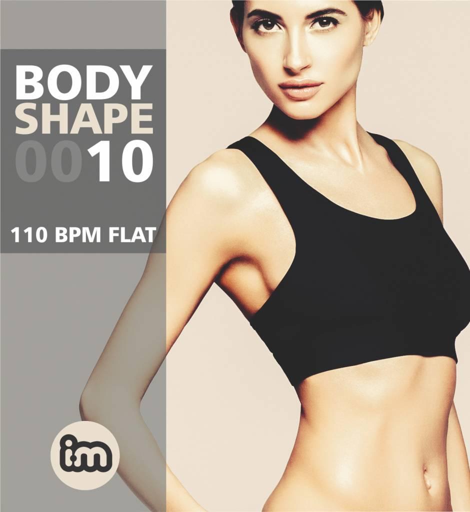 Interactive Music bodyshape 10 - CD