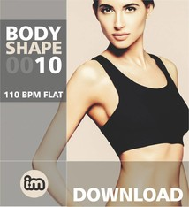 Interactive Music bodyshape 10 -MP3