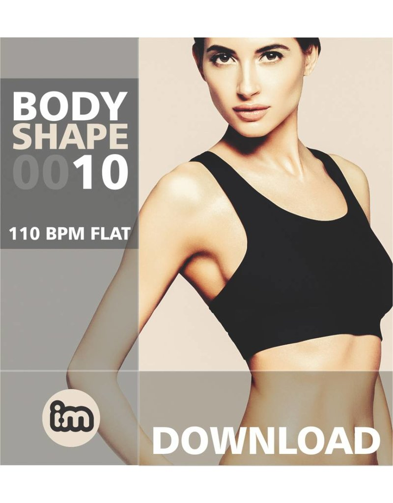 Interactive Music bodyshape 10 -MP3