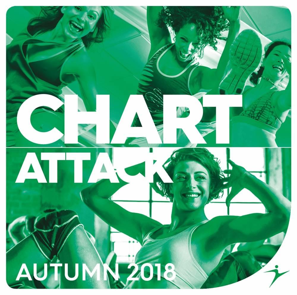 Move Ya! Chart Attack - Autumn 2018  CD2