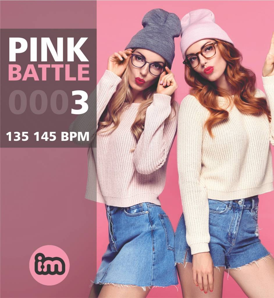 Interactive Music PINK BATTLE 3 - CD