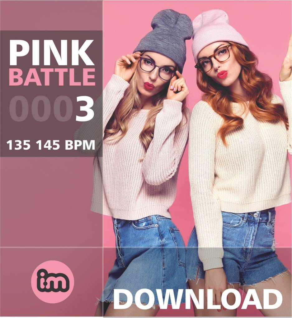 Interactive Music PINK BATTLE 3 - MP3