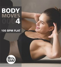 Interactive Music BODY MOVES 4 - CD